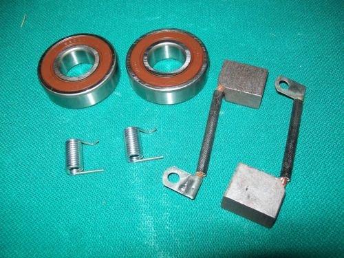 Commutator End Bearing (Fit Delco Starter / Generator Repair Kit Brushes Bearings Springs Cub Cadet Bolens)