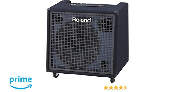 Amazon.com: Roland 4-Channel Stereo Mixing Keyboard Amplifier, 200 watt (KC-600): Musical Instruments