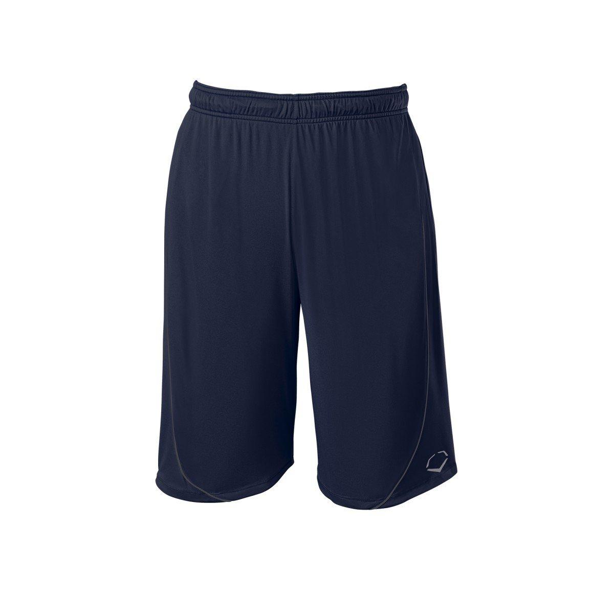 Evoshield大人用Pro Team Shorts B0742DNY4M Medium|ネイビー ネイビー Medium