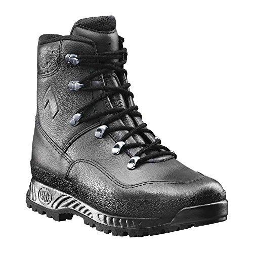 HAIX Herren Polizeischuhe Ranger BGS schwarz, UK 14.5 / EU 50