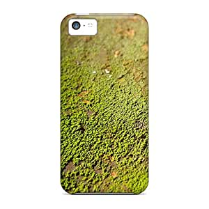 New Style Cases Covers ZcD26108BNEH Rivet Moss Compatible With Iphone 5c Protection Cases