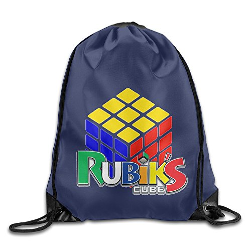 CYSKA Custom Rubik's Cube Trendy Backpack White