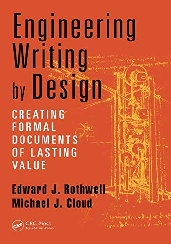 Thing need consider when find engineering writing?