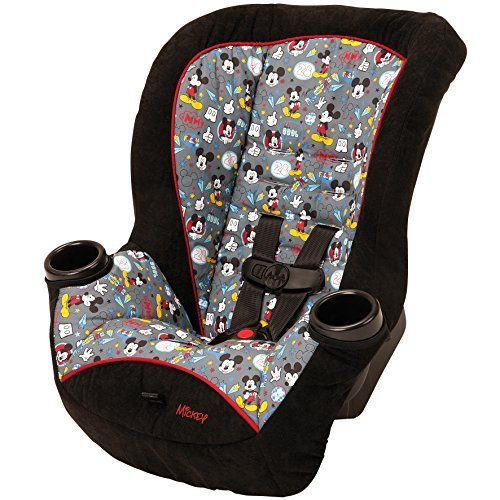 Infant Rear Facing Car Seat Cover - Disney Baby APT 40RF Convertible Car Seat, Black