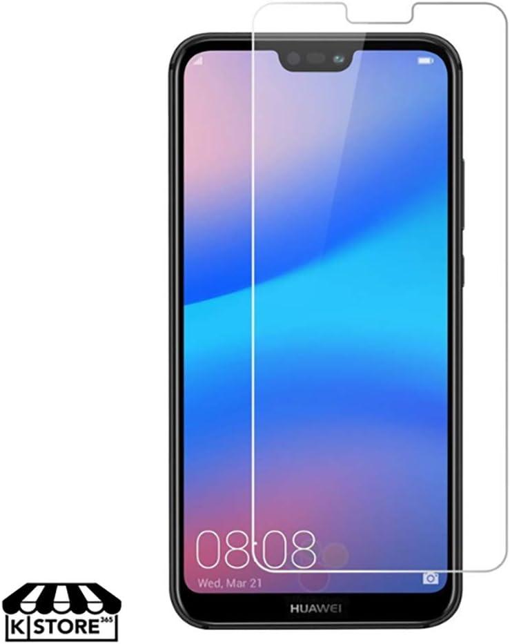 kstore365 Protector De Pantalla Cristal Vidrio Templado para Huawei P20 Lite: Amazon.es: Electrónica
