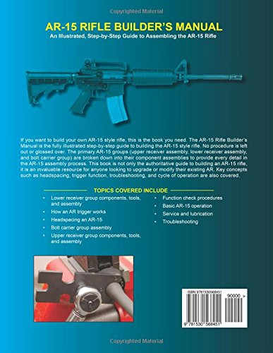 Ar 15 Assembly Manual Enthusiast Wiring Diagrams