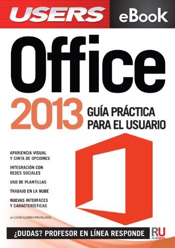 Office 2013 (Spanish Edition) by [Millahual, Claudio Alejandro Peña]