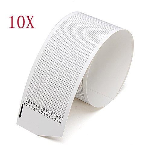 素敵な B072DTHNXN10個空白用紙テープストリップ30用注意DIY音楽ボックスまたはMovementカスタマイズされたギフトおもちゃ B072DTHNXN, イーノスタイル:1aee0aa0 --- mrplusfm.net
