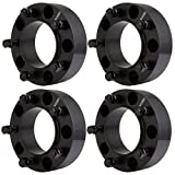 Scitoo 4PCS 2'' thick 5x150 14x1.5 Studs Wheel Spacers fit 2008-2016 Toyota Sequoia