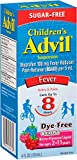 Advil Children's Suspension, Berry, 4 Ounce