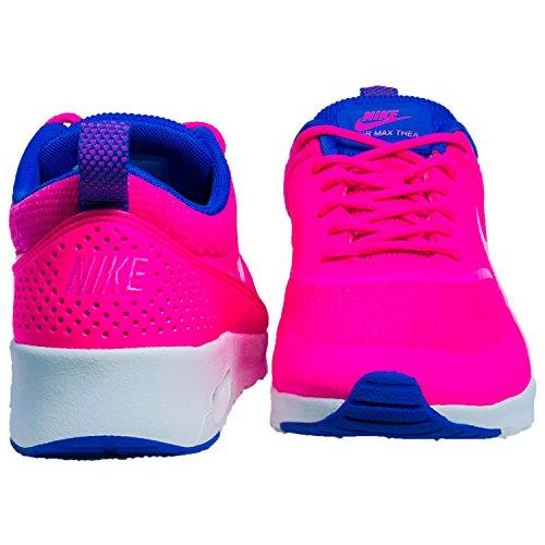 Thea Sneaker mit Damen Max Premium Laufschuhe Socken Schuhe Nike Air Pink Blau Pink Wmns HB6xP1t