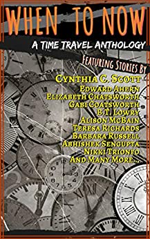 When to Now: A Time Travel Anthology by [McBain, Alison, Scott, Cynthia C., Ahern, Edward, Coatsworth, Gabi, Chatsworth, Elizabeth, Richards, Teresa, Lowry, B.T., Russell, Barbara, Sengupta, Abhishek, Trionfo, Nikki]
