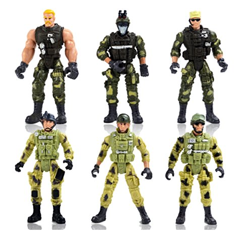 Review [12 Pack] Special Forces