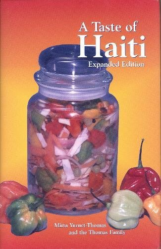Taste of Haiti (Hippocrene Cookbook - Food Haitian