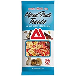 Tmf Mixed Fruit Treat For Small Pets & Birds , .25 Lb