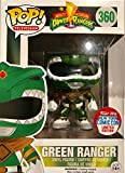 2016 NYCC Exclusive Funko Pop! Television Power Rangers Metallic Green Ranger #360 Toy Tokyo Limited Edition