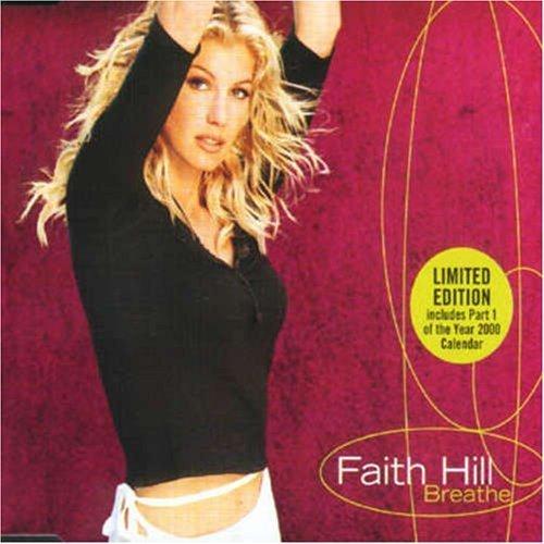 Breathe #2 by Faith Hill (2000-05-23)