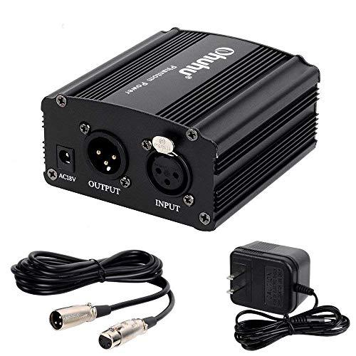 Most Popular Microphone Phantom Power Supplies