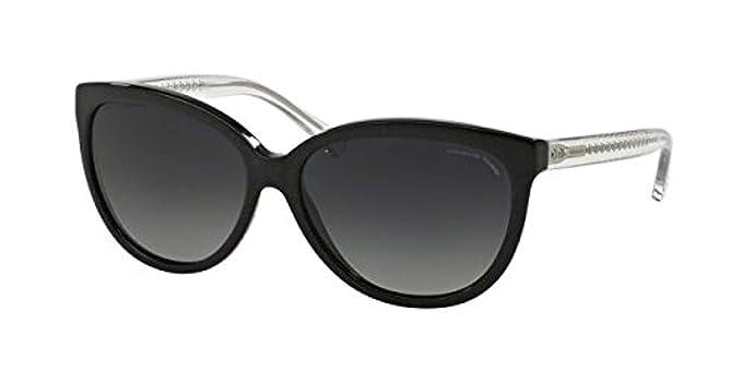 03d88838c665 Amazon.com: Coach HC 8153 L135 Sunglasses 5327T3 Black: Clothing