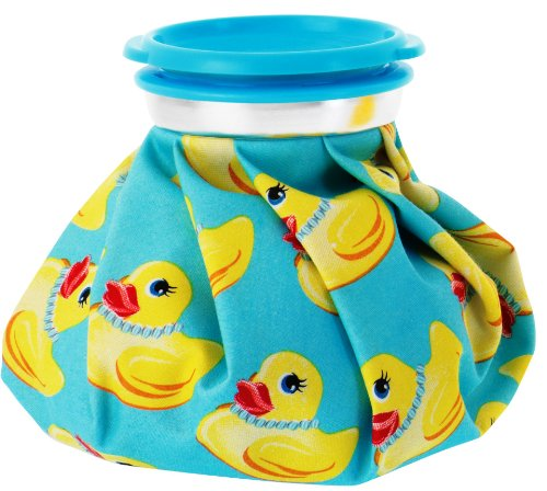 Accessories By Upper Canada Couture Ice Pack, Yellow Duck (Duck Canada Upper)