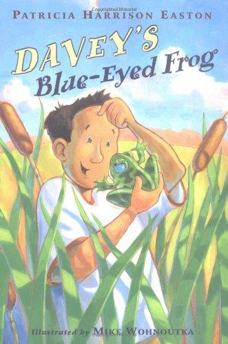 Davey's Blue-Eyed Frog pdf epub