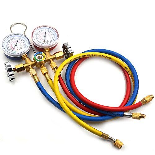 digital ac gauges r22 r134 r410a - 5