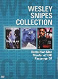 The Wesley Snipes Collection: Demolition Man/Murder at 1600/Passenger 57