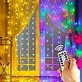 SKYFIRE Twinkle Star LED String Light