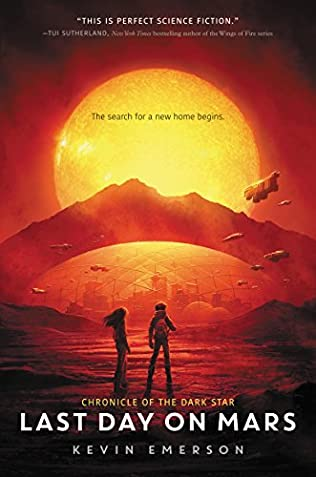 book cover of Last Day on Mars