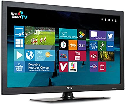 NPG Television 18.5 NS1914HHB Smart-TV WiFi HD: Amazon.es: Electrónica