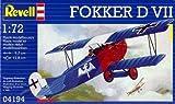 Revell Germany Fokker D.VII Model Kit