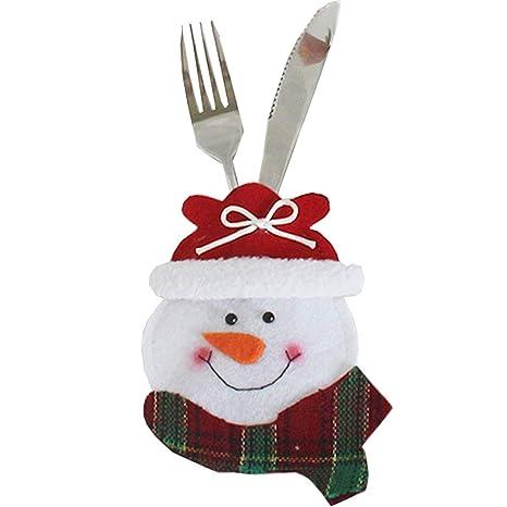 Amazon.com: gelvs - Soporte para mesa de Navidad, diseño de ...