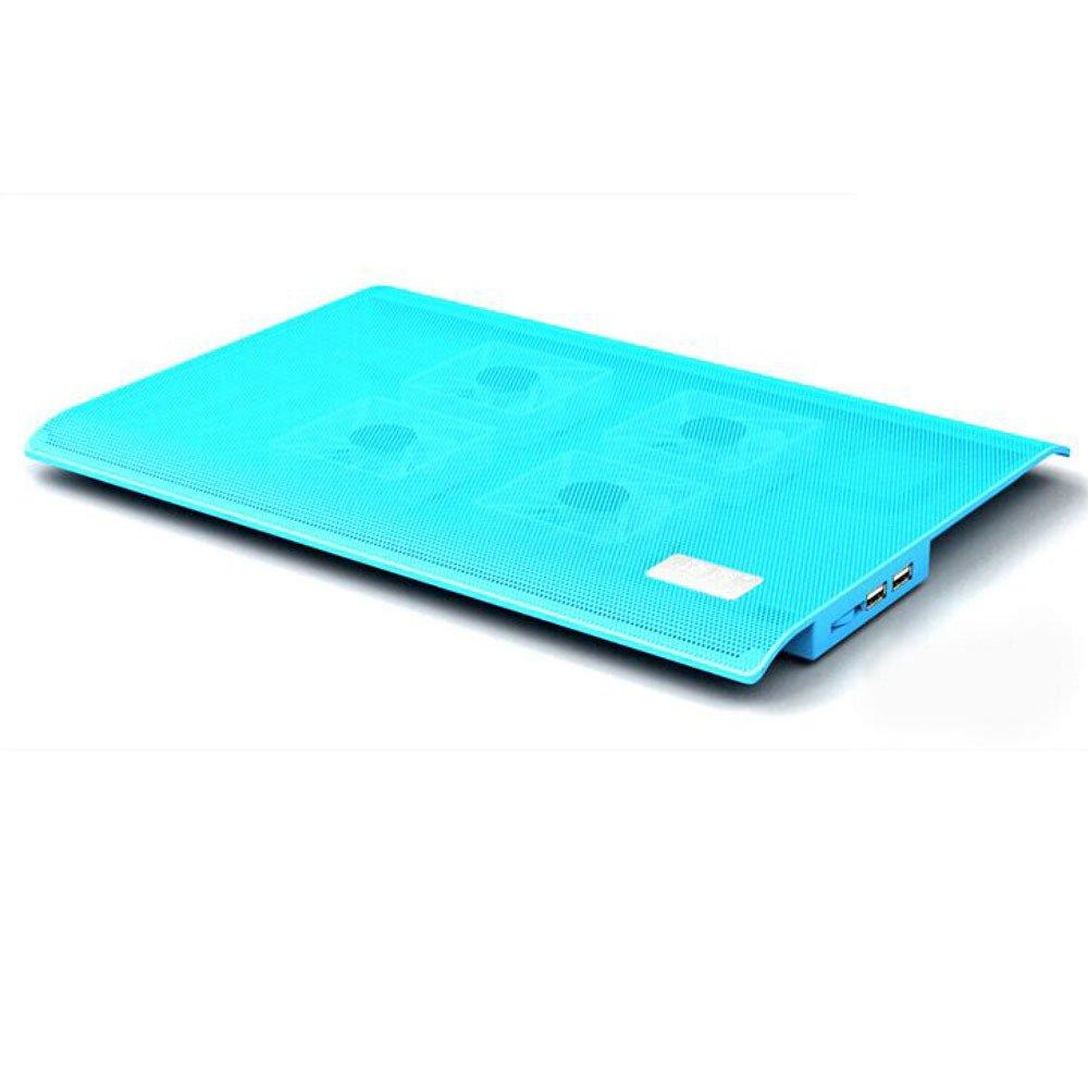 Refrigerador De Portátil De Refrigerador Apple 12 13 14 Pulgadas Silencio Ventilador Portátil Refrigerador Portátil Almohadilla De Enfriamiento Ventilador Refrigerador Portátil Soporte Para Computadora Portátil ,Azul-3525cm 9a6809