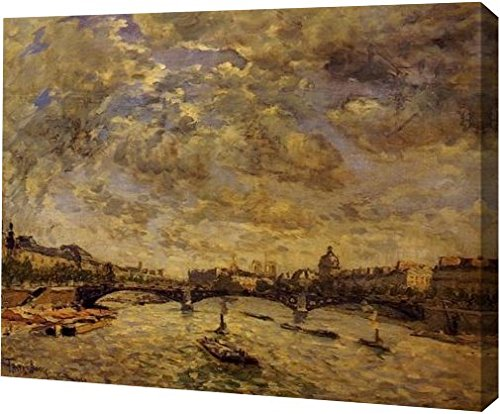 The Pont Carousel, Paris by Frank Myers Boggs - 9