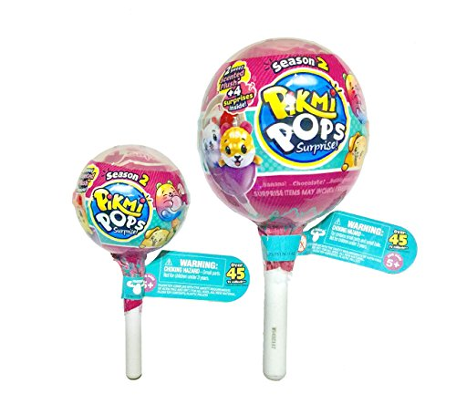 Pikmi Pops Surprise Season 2 Bundle - (1) Medium & (1) Small