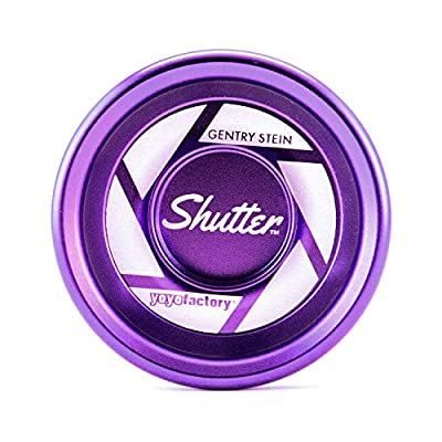 YoYoFactory Shutter Yo Yo Violet: Toys & Games