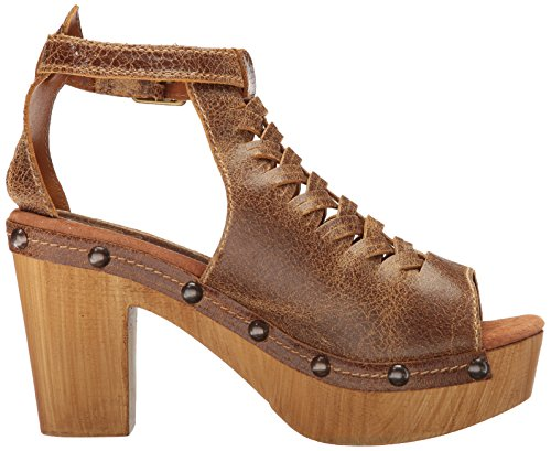 online cheap quality Sbicca Women's Nevata Heeled Sandal Tan cheap latest collections iaVM7A