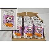 Yoplait Whips Yogurt, Orange Creme, 4 Ounce - 12 per case.