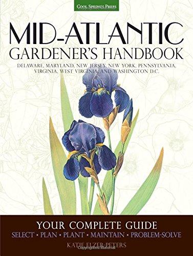 Mid Atlantic Gardeners Handbook Problem Solve Pennsylvania product image