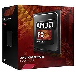 AMD FD8350FRHKBOX FX-8350  FX-Series 8-Core Black Edition Processor