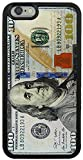 iPhone 6/6s Plus Benjamin Franklin One Hundred Dollar Bill Case (TPU), Regal and Distinguishing!