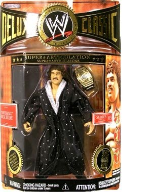 Jakks Pacific WWE Wrestling Deluxe Classic Superstars Series 3 Ravishing Rick Rude Action Figure