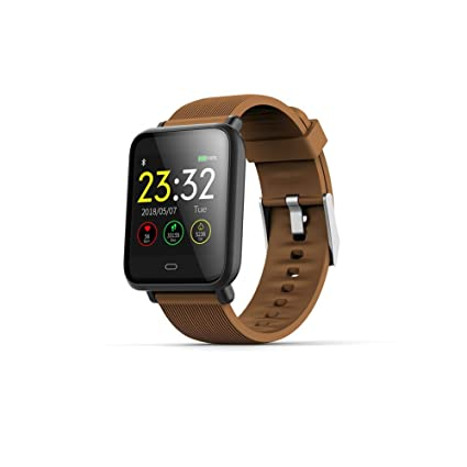Amazon.com: ShiningLove 1.3 Inch Color Screen Smartwatch ...