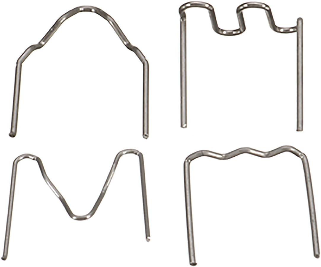 FeLiCia 400 Staples Thermo Repair Kit F/ür Hot Stapler Pkw Sto/ßstange Fender Repair Tool