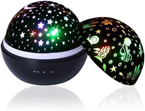 Estrella Bebé Proyector Lámpara, Supertech Proyector Lámpara ...