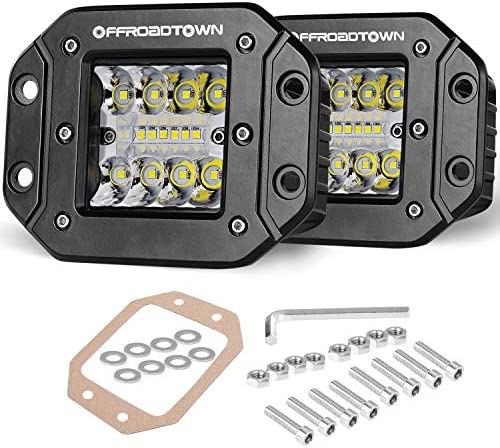 OFFROADTOWN Driving Lights Bright Warranty product image