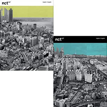 NCT127 [NCT #127 REGULAR-IRREGULAR] 1st Album RANDOM CD+POSTER+Photo  Book+1ea Lyrics+1p Photo Card+Tracking Number K-POP SEALED
