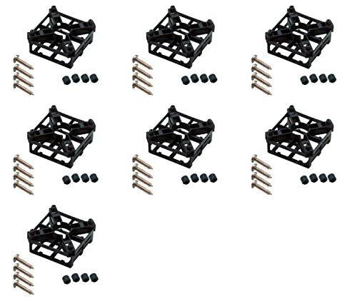 HobbyFlip 7 x Quantity of Walkera QR Ladybird Main Frame Body RC Quadcopter Part by HobbyFlip