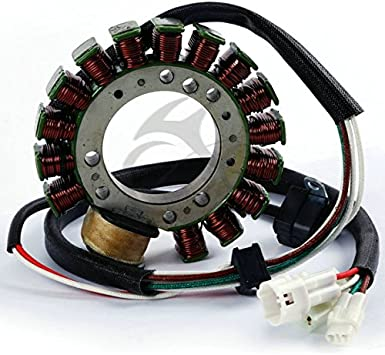 Stator For Yamaha Warrior 350 YFM350 1996 1997 1998 1999 2000 2001 Generator