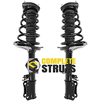 Rear Right Quick Complete Coil Spring Strut Toyota Highlander Lexus RX330 RX350